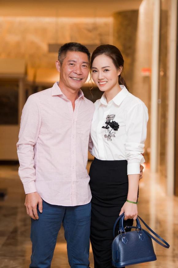 nghệ sĩ Công Lý, vợ sắp cưới của Công Lý, sao Việt