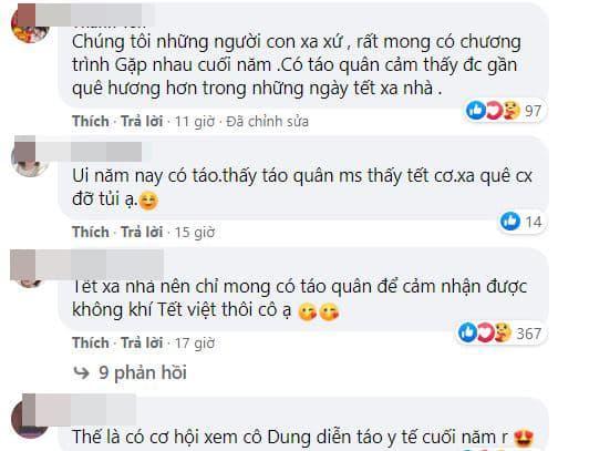 Táo Quân 2021, Táo quân, Vân Dung
