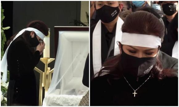 Phương Loan, Chí Tài, tang lễ, sao Việt