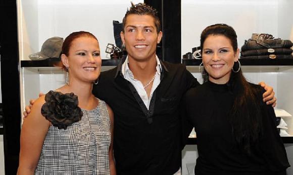 bạn gái ronaldo, cristiano ronaldo, georgina ronaldo