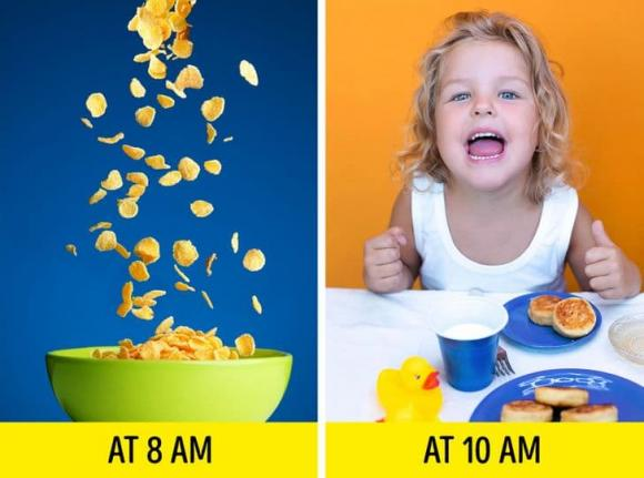 hoa quả, hoa quả không nên cho trẻ ăn, chăm con