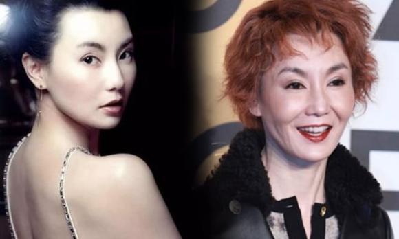 Trần Hồng, vợ của đạo diễn Trần Khải Ca, sao Hoa ngữ, mỹ nhân Hoa ngữ