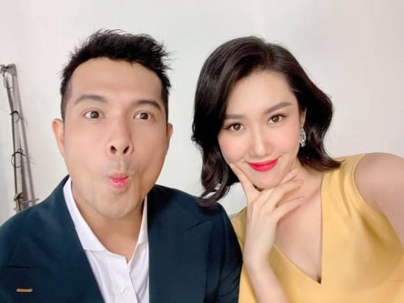 ca sĩ Trương Thế Vinh, diễn viên Thuý Ngân, sao Việt