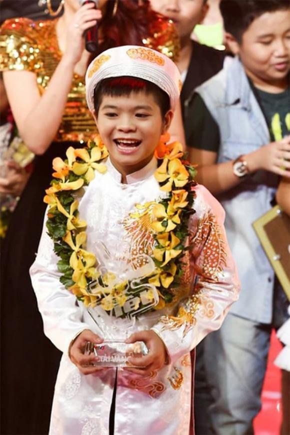 Quang Anh, The Voice Kids, gây choáng, sao Việt