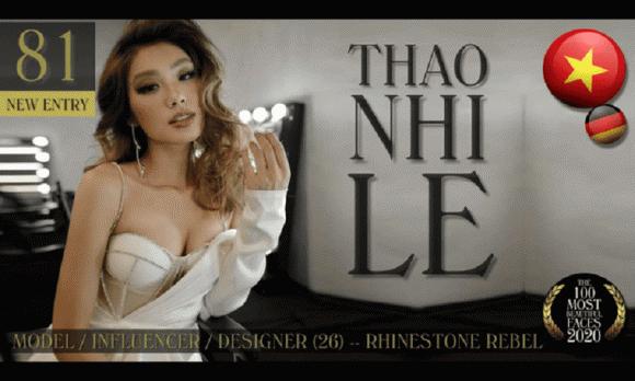 Thảo Nhi Lê, rich kid, bồ cũ CEO Huy Trần