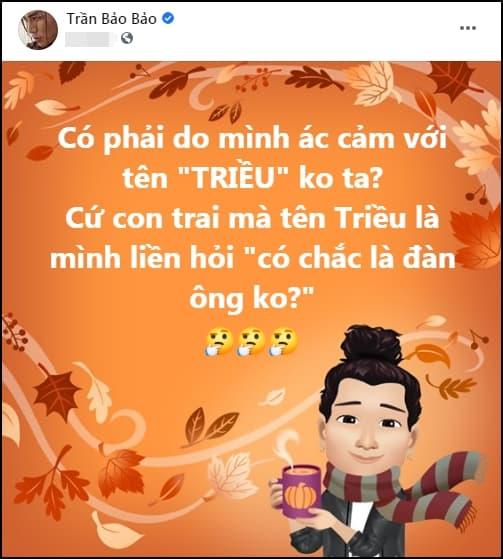 diễn viên BB Trần, diễn viên Hải Triều, sao Việt