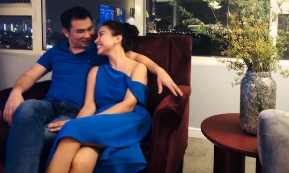 Vân Hugo, chồng của Vân Hugo, sao Việt