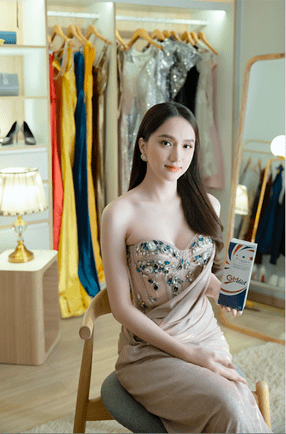 Giảm cân GM Diet, Hoa hậu Hương giang
