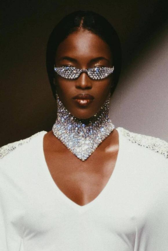 Naomi Campbell, gải thành tựu, người mẫu