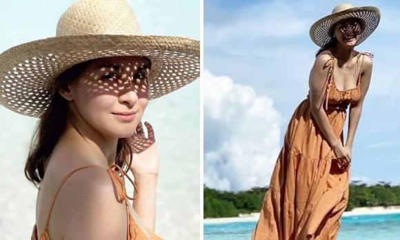 marian rivera, hyun bin, mỹ nhân đẹp nhất philippines