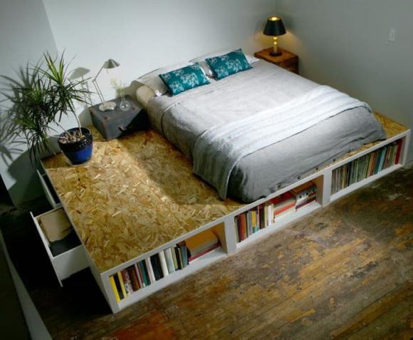 căn hộ nhỏ, thiết kế căn hộ nhỏ, nhà đẹp
