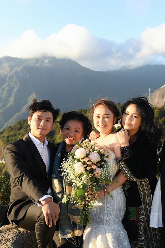 Thanh Lam, nữ ca sĩ, Diva, con gái, đám cưới, chụp ảnh cưới,