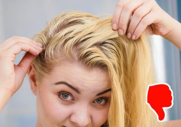 trị gàu, da đầu nhiều gàu, chăm sóc tóc