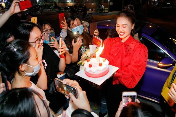 Lan Ngọc, sinh nhật Lan Ngọc, sao Việt