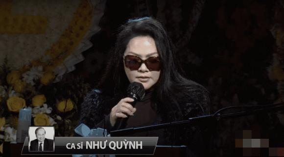 Lam Phương, Như Quỳnh, Ngọc Huyền, tiễn đưa, sao Việt