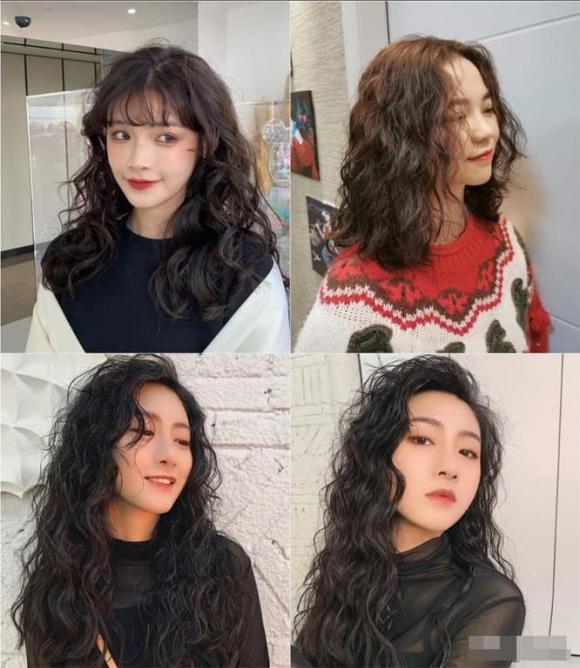 kiểu tóc, mốt tóc, xu hướng tóc