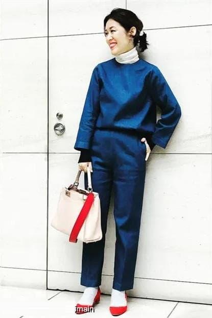 thời trang đẹp, thời trang của phụ nữ trung niên, phong cách thời trang