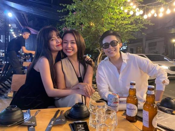 Hoàng Thuỳ Linh, Gil Lê, người yêu, bằng chứng hẹn hò, sao Việt