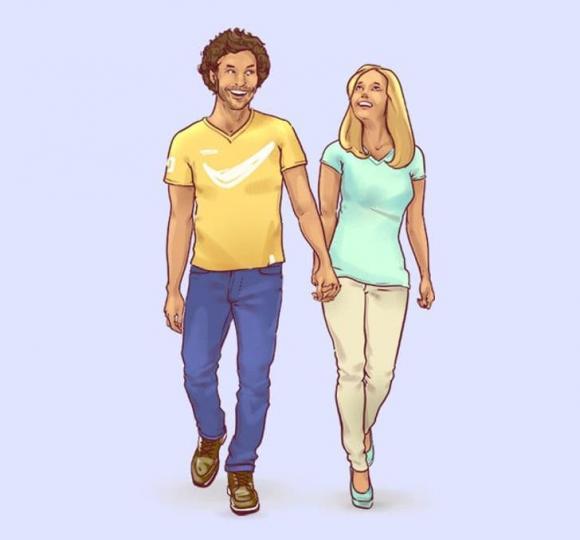 tình yêu, cặp đôi hạnh phúc, tâm sự hôn nhân