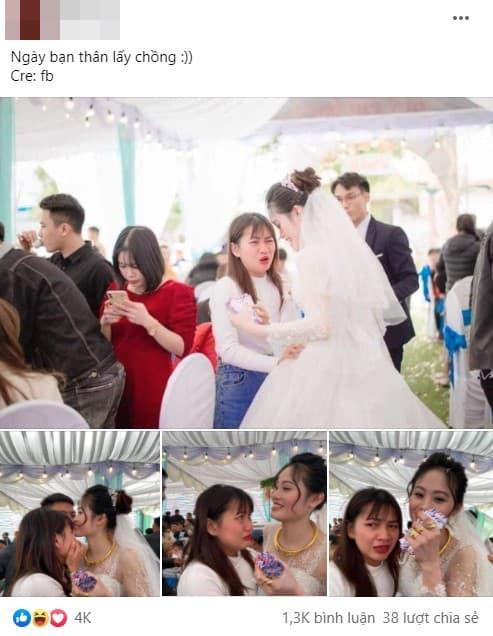 cô dâu, đám cưới, bạn thân
