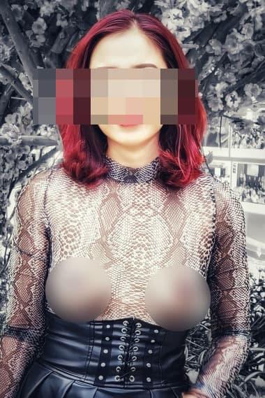ngực trần, thả rông, Can Lộ Lộ, SaPa