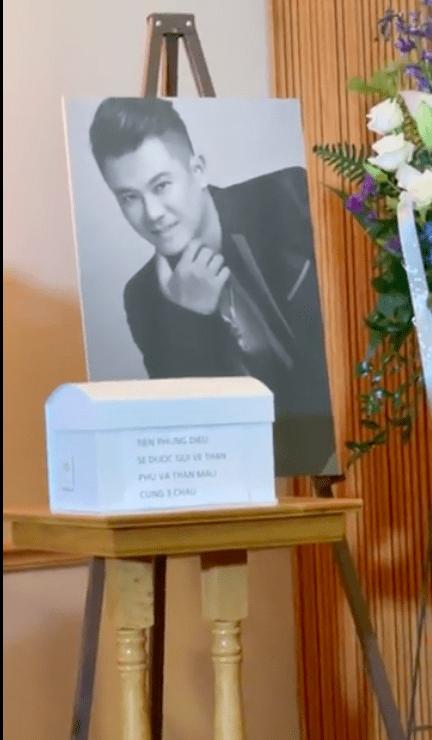 Hé lộ hình ảnh nơi an nghỉ cuối cùng của cố ca sĩ Vân Quang Long tại Việt Nam