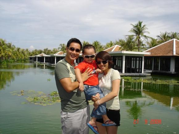 Hoa Thanh Tùng, con trai Hoa Thanh Tùng, sao việt