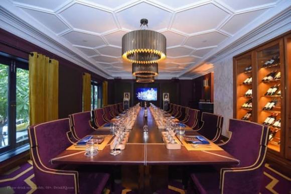 InterContinental Danang Sun Peninsula Resort, giới siêu giàu, du lịch