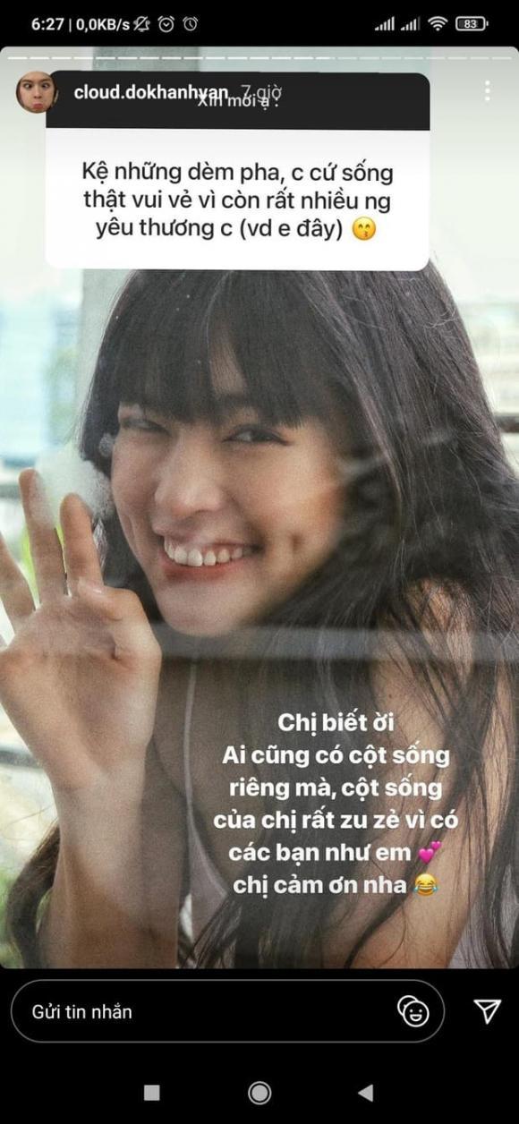 Đỗ Khánh Vân, scandal Khánh Vân, thanh niên