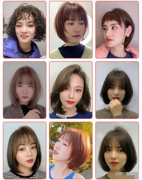 kiểu tóc, tóc mới, xu hướng tóc, mốt tóc