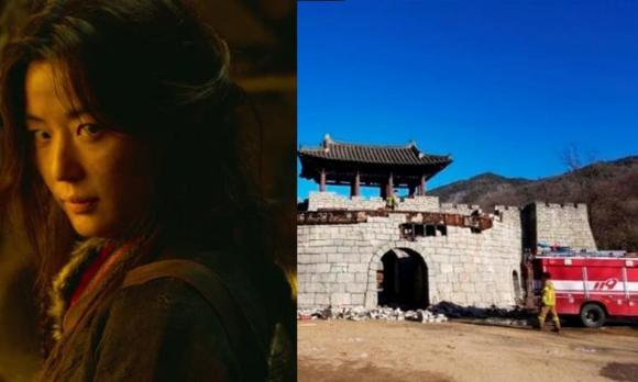 Nữ diễn viên Hàn bị sa thải vì để lộ kịch bản phim, Cuộc chiến thượng lưu phần 2, phim hàn
