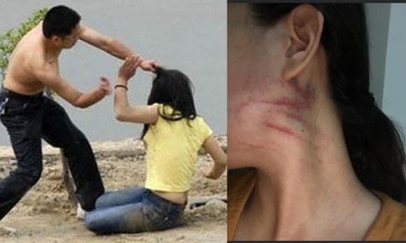 bị chồng đánh, chồng vũ phu, chồng sau rượu