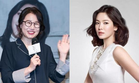 song hye kyo, hậu duệ của mặt trời, phim hàn