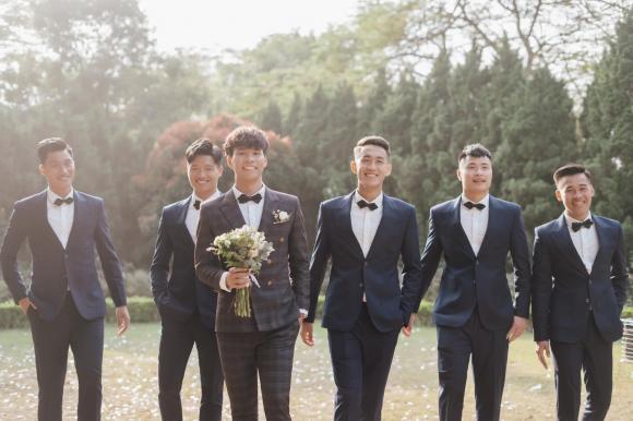 cầu thủ Văn Dũng, Vóc Đỗ, đám cưới Văn Dũng