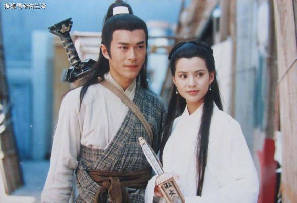 Thần điêu đại hiệp,Lý Nhược Đồng,Cổ Thiên Lạc,sao Hoa ngữ