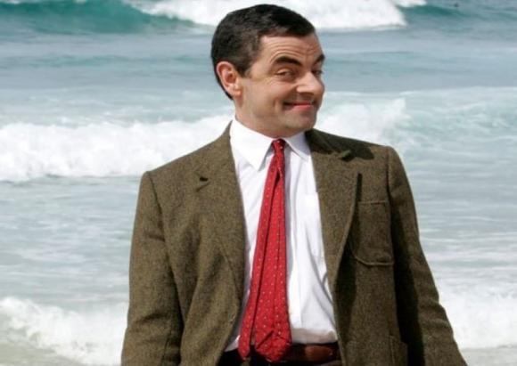 Rowan Atkinson, Mr. Bean, phim Mr. Bean
