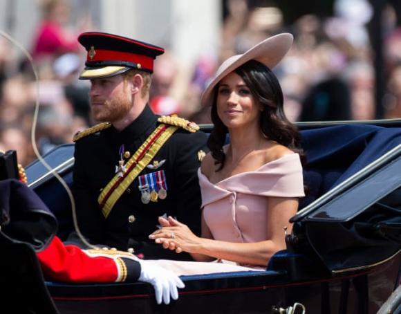 meghan markle, vợ chồng hoàng tử harry, công nương kate
