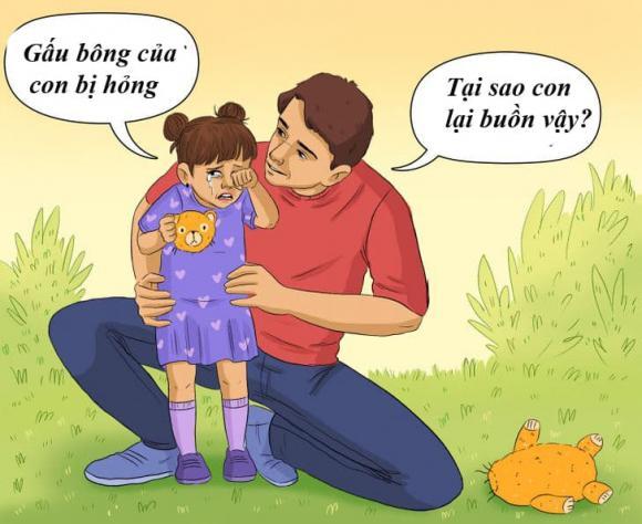 nuôi con, dạy con, nuôi dạy con cái
