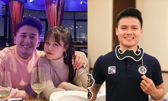 tình cũ Quang Hải, Huỳnh Anh, thanh niên
