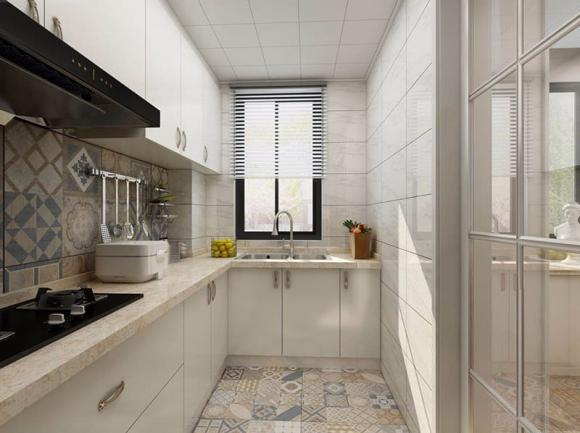 tủ bếp chữ L, bếp đẹp, những kiểu bếp đẹp