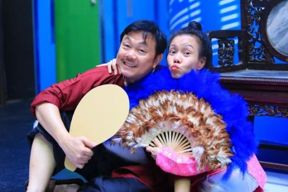Việt Hương, nữ danh hài, Chí Tài, ca sĩ Phương Loan,