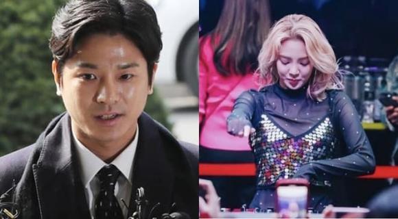 Hyoyeon (SNSD), ca sĩ hàn nghiện ma túy, sao Hàn, kpop
