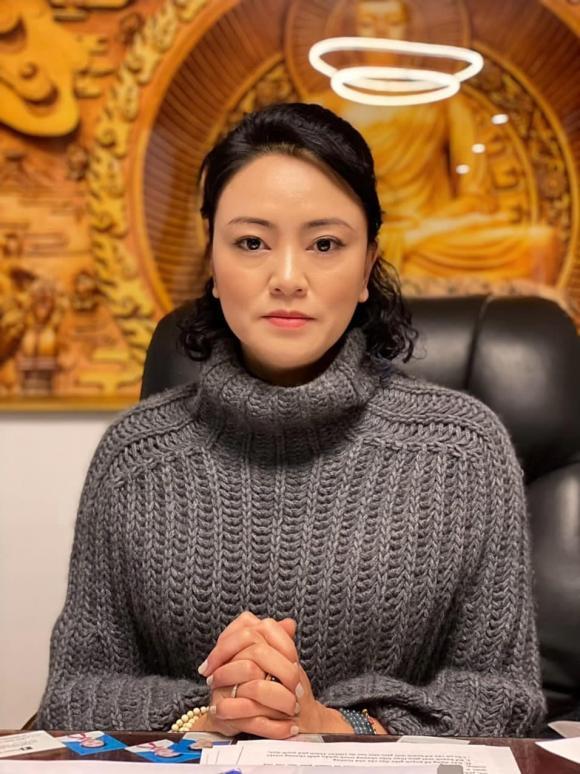 Mẹ chồng ca nương Kiều Anh, ca nương Kiều Anh, cô Văn Thùy Dương