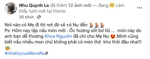 Hoàng Anh, Quỳnh Như, sao Việt, ly hôn, hậu ly hôn,