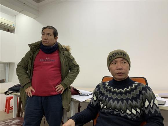 Vân Dung, NSND Tự Long, NSƯT Quang Thắng, NSƯT Quốc Khánh, NSƯT Chí Trung,
