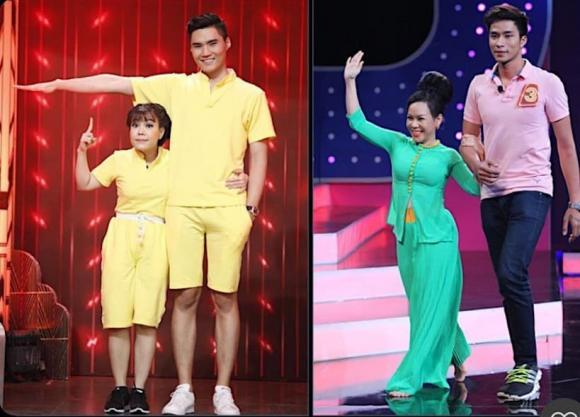 Việt Hương, Lan Phương, công chúa tí hon, sao Việt, chàng trai