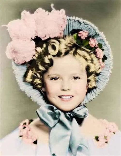 góc khuất showbit ở Hollywood, sao Hollywood, Shirley Temple