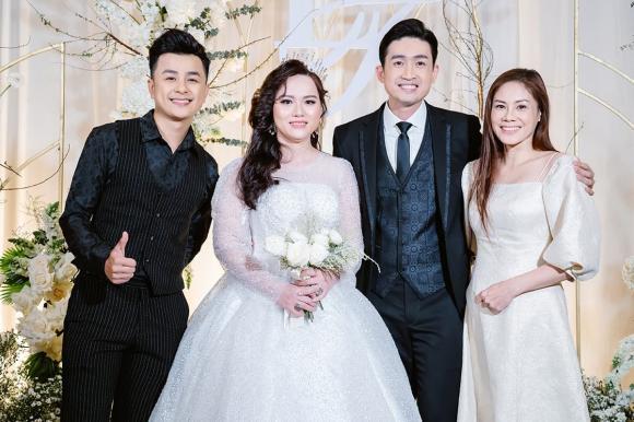 Triệu Long, đám cưới, xúc động, cô dâu, ca sĩ, sao Việt