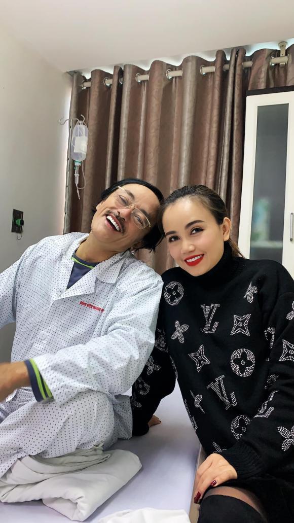 Giang Còi, nghệ sĩ Giang Còi nằm viện, sao Việt
