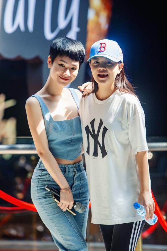 Phạm Quỳnh Anh, Trà My Idol,  sao Việt,